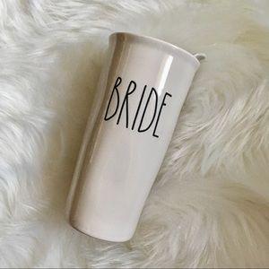 Rae Dunn Bride Tumbler